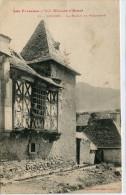 CPA 65 GUCHEN LA MAISON DU PROCUREUR 1905 - Autres Communes