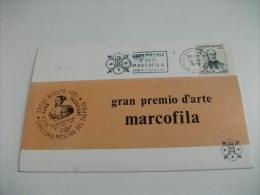 40° Manifestazione Filatelico Numismatica  Veronese Gran Premio Marcofilia - Manifestazioni