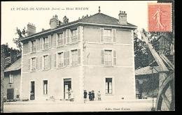 38 VIZILLE / Le Péage De Vizille, Hôtel Biston / - Vizille