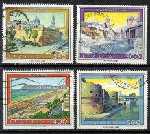 ITALIA REP. 1983 - Turismo Turistica 10a Emissione - 1981-90: Usados
