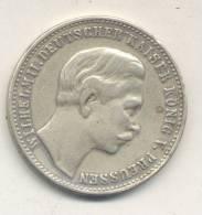 WILHELM II. DEUTSCHER KAISER KONIG V. PREUSSEN KAISER WILHELM I & FRIEDRICH III GRUNDER D. D. REICHES - Royaux/De Noblesse