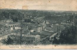 LUXEMBOURG -  Le Viaduc Du Nord - Luxembourg - Ville