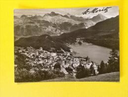 ST.MORITZ DEL 1962 VIAGGIATA IN BUONO STATO - GR Grisons