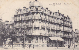 Hotel Continental, Le Havre (Seine Maritime), France, 1900-1910s - Le Havre