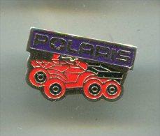 PINS QUADS POLARIS - Badges