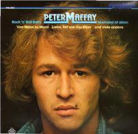 * LP *  PETER MAFFAY - PROFILE (Germany 1976 Ex!!!) - Vinyl-Schallplatten