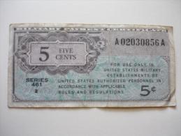 5 C - Certificati Di Pagamenti Militari (1946-1973)