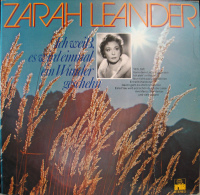 * 2LP *  ZARAH LEANDER - ICH WEISS, ES WIRD EINMAL EIN WUNDER GESCHEHN (Germany  Ex-!!!) - Vinylplaten