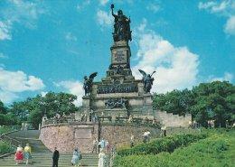Germany Niederwald-Denkmal. Rüdesheim Am Rhein. Used In Denmark    # 0 260 - Monuments