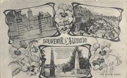"Seine Maritime- ""Souvenir D'Aumale"" . - Aumale"
