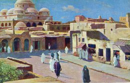 Village Dans Le Magreb  (PLES) - Postcards