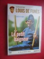 DVD  LA COLLECTION LOUIS DE FUNES LE PETIT BAIGNEUR   LOUIS DE FUNES   UN FILM DE ROBERT DHERY - Comedy