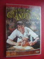 DVD  LOUIS DE FUNES  YVES MONTAND  LA FOLIE DES GRANDEURS   UN FILM DE GERARD OURY - Comédie