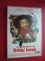 DVD  LOUIS DE FUNES LES AVENTURES DE RABBI JACOB UN FILM DE GERARD OURY  TF1 VIDEO - Komedie