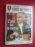 DVD  LA COLLECTION LOUIS DE FUNES  COLUCHE   L' AILE OU LA CUISSE  UN FILM DE CLAUDE ZIDI 1976 - Cómedia