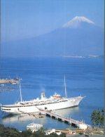 (111) Cruise Ship - Paquebot - Floating Hotel Scandinavia - Fiori, Piante & Alberi