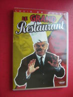 DVD   LOUIS DE FUNES  BERNARD BLIER NOEL ROQUEVERT   LE GRAND RESTAURANT     UN FILM REALISE PAR JACQUES BESNARD - Comedy