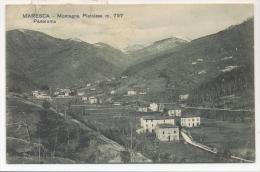 4708-MARESCA-S.MARCELLO PISTOIESE(PISTOIA)-1937-F P - Pistoia