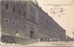 LIMOGES - Grand Quartier De Cavalerie Du 20e Dragons - Limoges