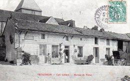 51 Soudron, Café Collard, Bureau De Tabac - Otros Municipios