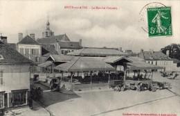 ARCIS-SUR-AUBE LE MARCHE COUVERT - Arcis Sur Aube