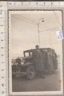 PO0231C# FOTOGRAFIA AUTO FIAT BALILLA Anni '30 - Automobiles