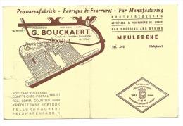 MEULEBEKE - Meulebeke