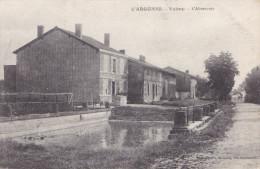 VALMY. L' ABREUVOIR.  L'ARGONNE(dil42) - Sonstige Gemeinden