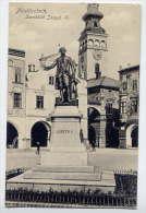 Tchéquie--NEUTITSCHEIN--S Tandbild Joseph II (petite Animation) éd L.V Enders´sche--Belle Griffe Linéaire Militaire - Tchéquie