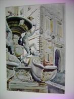 Roma - Italia 85 - Esposizione Mondiale Di Filatelia 1985, CIR Roma   NON  VIAGGIATA  COME DA FOTO - Francobolli (rappresentazioni)