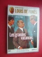 DVD    LA COLLECTION  LOUIS DE FUNES  LES GRANDES VACANCES     UN FILM DE JEAN GIRAULT ECRIT PAR JACQUES VILFRID - Komedie