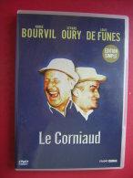 DVD     LOUIS DE FUNES   BOURVIL  FILM GERARD OURY   LE CORNIAUD  EDITION SIMPLE - Comedy