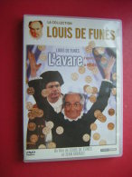 DVD   LA COLLECTION   LOUIS DE FUNES   L' AVARE  D'APRES L'OEUVRE DE MOLIERE  UN FILM DE LOUIS DE FUNES ET JEAN GIRAULT - Komedie