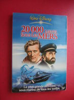 DVD   WALT DISNEY 20000 LIEUES SOUS LES MERS  LA PLUS GRANDE AVENTURE SOUS MARINE DE TOUS LES TEMPS  1955 KIRK DOUGLAS - Sci-Fi, Fantasy