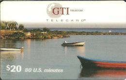 Prepaid: GTI Boote - Vereinigte Staaten