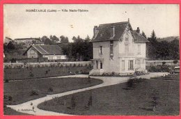 CPA 42 NOIRETABLE  Villa Marie Thérèse  ( à La Condamine ) - Noiretable