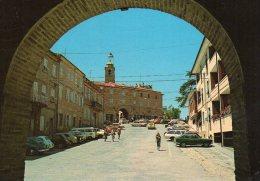 MONTE GRANARO (AP) - PIAZZALE S. SERAFINO - F/G - V: 2002 - Ascoli Piceno