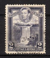 BRITISH GUIANA – 1938/45 YT 163 USED - British Guiana (...-1966)