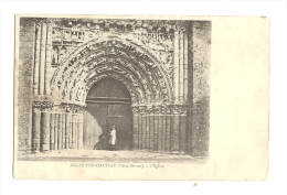 cp, 79, Argenton-Chateau, L'Eglise