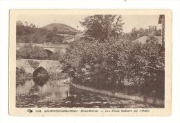 cp, 79, Argenton-Ch�teau, Les Ponts Cadoret sur l'Ou�re