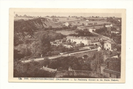 cp, 79, Argenton-Ch�teau, Le Faubourg Giroire et les POnts Cadoret