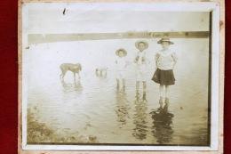 Juan Bautista Alberdi - Argentina Argentine 1903 - Familia Francesa Ganaderos De Bovinos  - Ninos Jeunes Enfants - Lugares