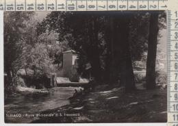 Subiaco  Roma  Ponte Medioevale Di S. Francesca   23/6/1957 - Other