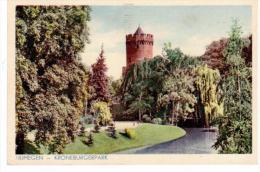 Nijmegen - Kroneburgerpark - Nijmegen