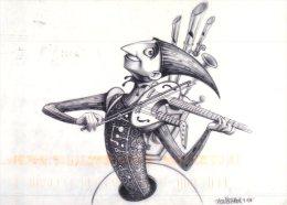 (998)  - Musque - Violin / Guitar - Music And Musicians