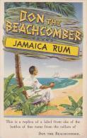 California Don The Beachcomber Brand Jamaica Rum - Vereinigte Staaten