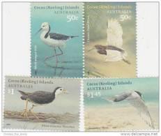 Cocos Islands-2008 Birds MNH - Cocos (Keeling) Islands