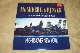 Mc MIKER G & DJ SVEN  Mc MIKER G ° NIGHTS OVER NEW YORK - Rap & Hip Hop