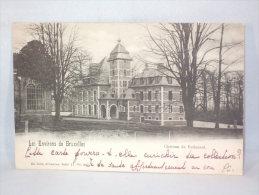 Environs De Bruxelles. Château De Vollezeel. 1902. - Galmaarden