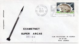 ★ FRANCE - EXAMETNET SUPER ARCAS 35-82 (F49) - Europe